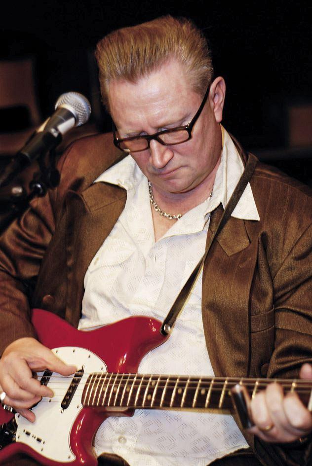 Blueskväll - till minne av Sven Zetterberg