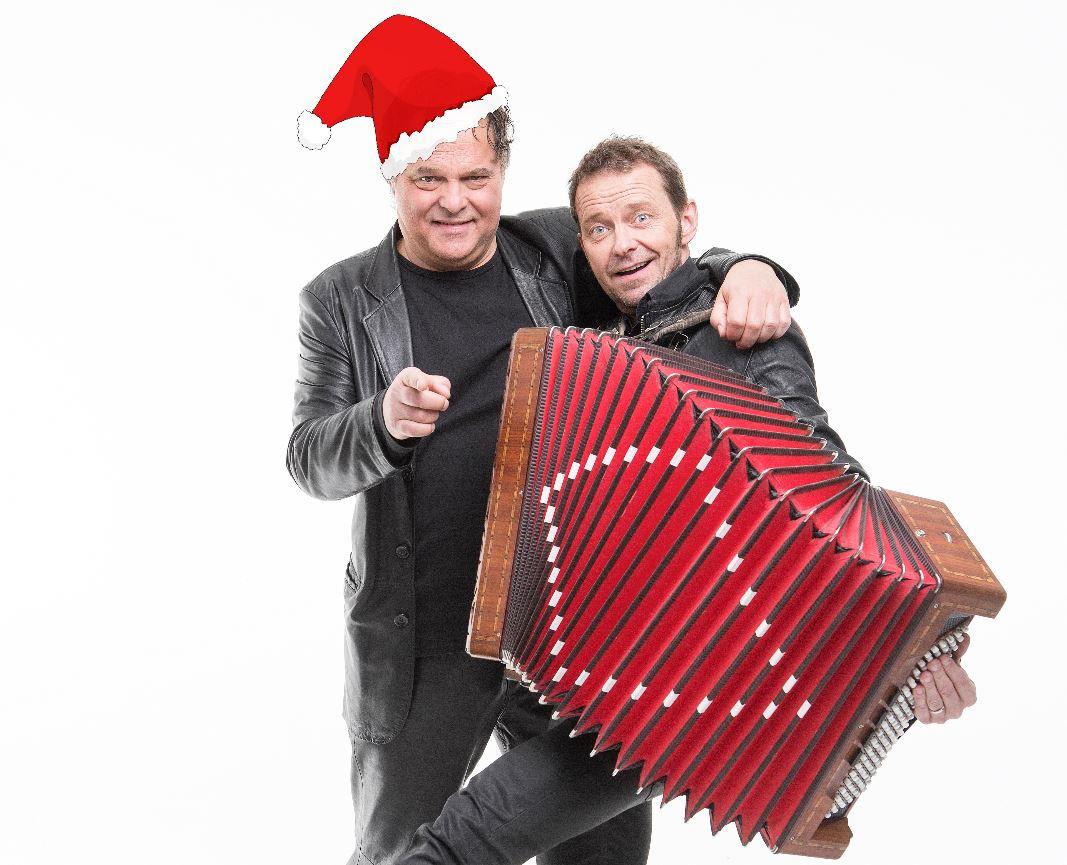 Ett jäkla juldrag – Bengan Janson & Janne Åström