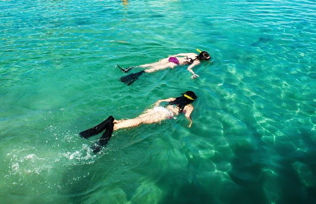 Excursion de Snorkling