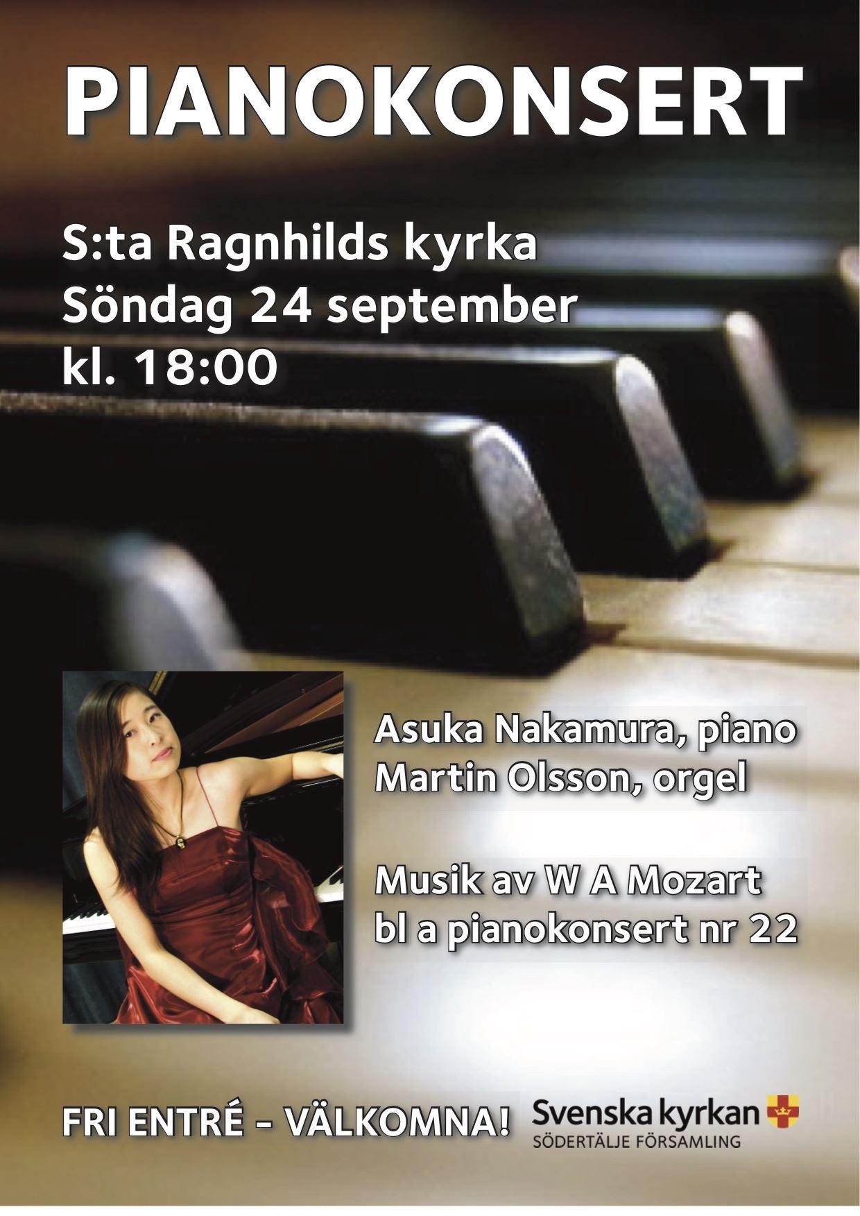 Pianokonsert av Mozart