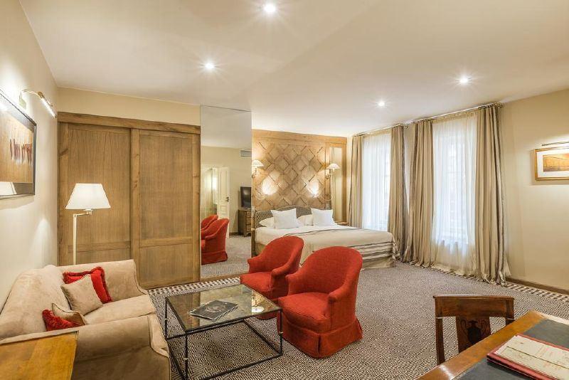 Stikliai Hotel Relais&Chateaux