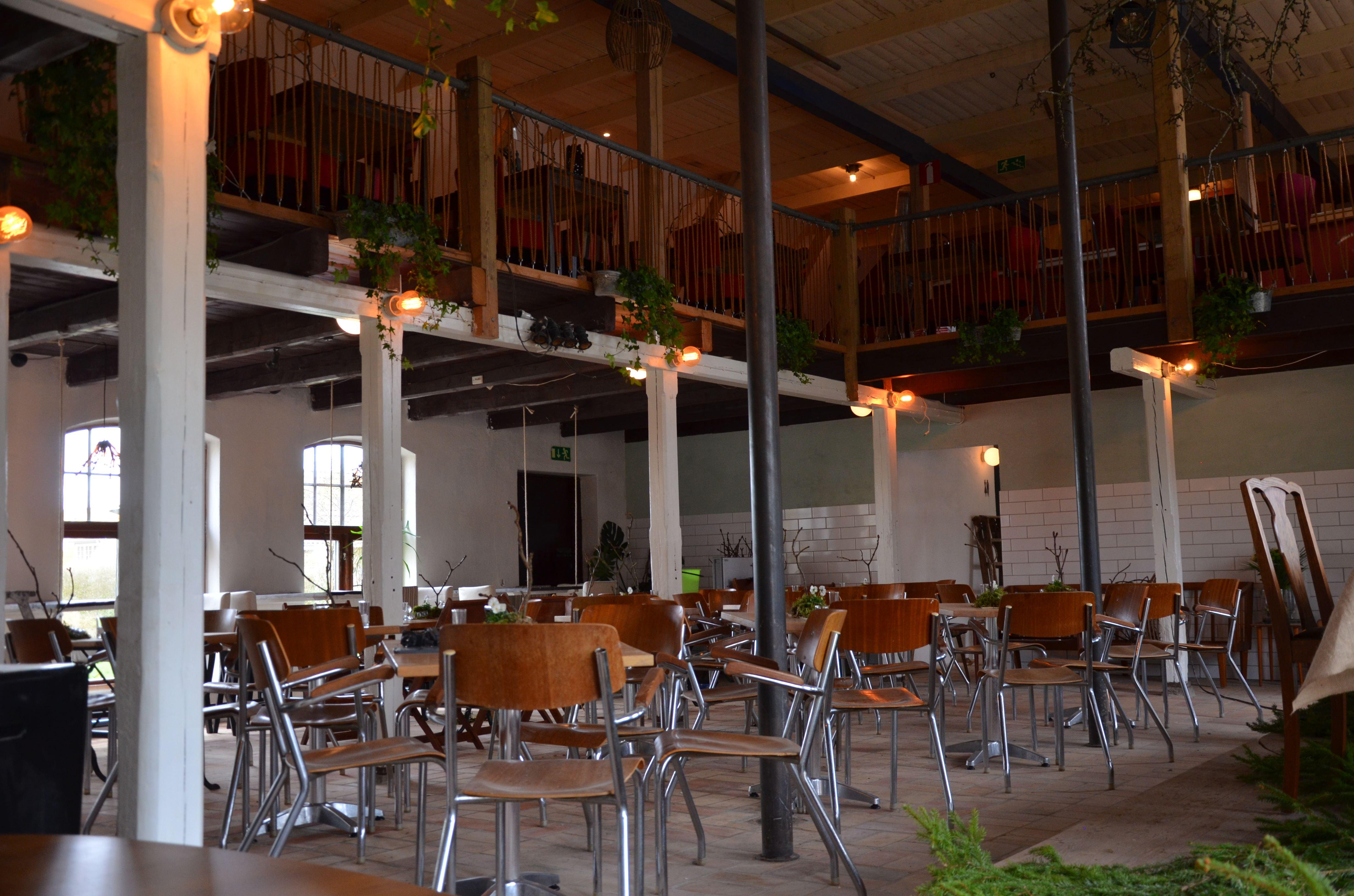 Café & Wine Bar of Skillinge Theatre
