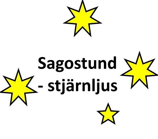 Sagostund - Stjärnljus