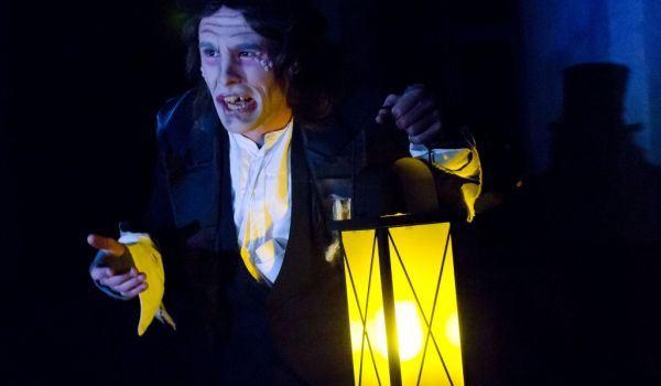 Fasor & Illdåd - spökvandring på Kalmar Slott