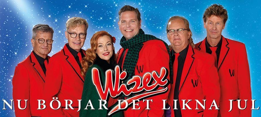 Wizex - Nu börjar det likna jul