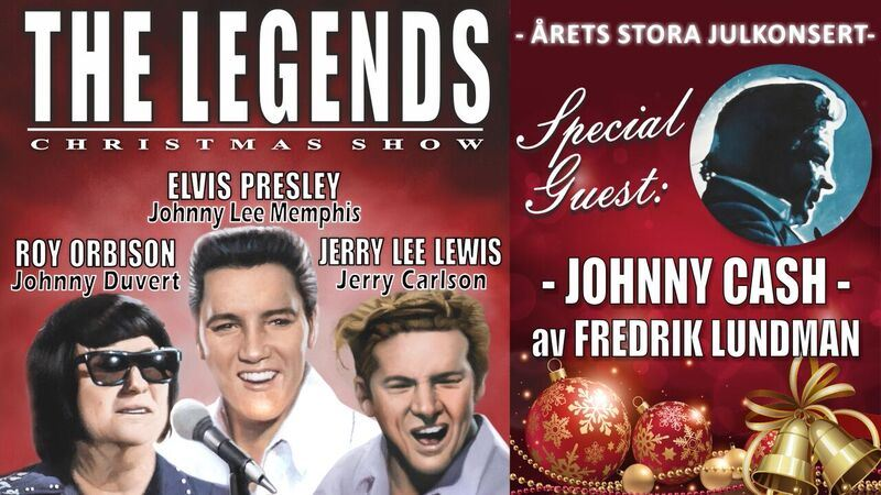 The Legends - The Christmas show