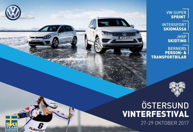 Östersund Vinterfestival & VW Supersprint