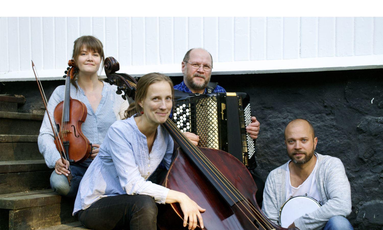 © Musik Västernorrland, Folk & Världsmusikkonsert