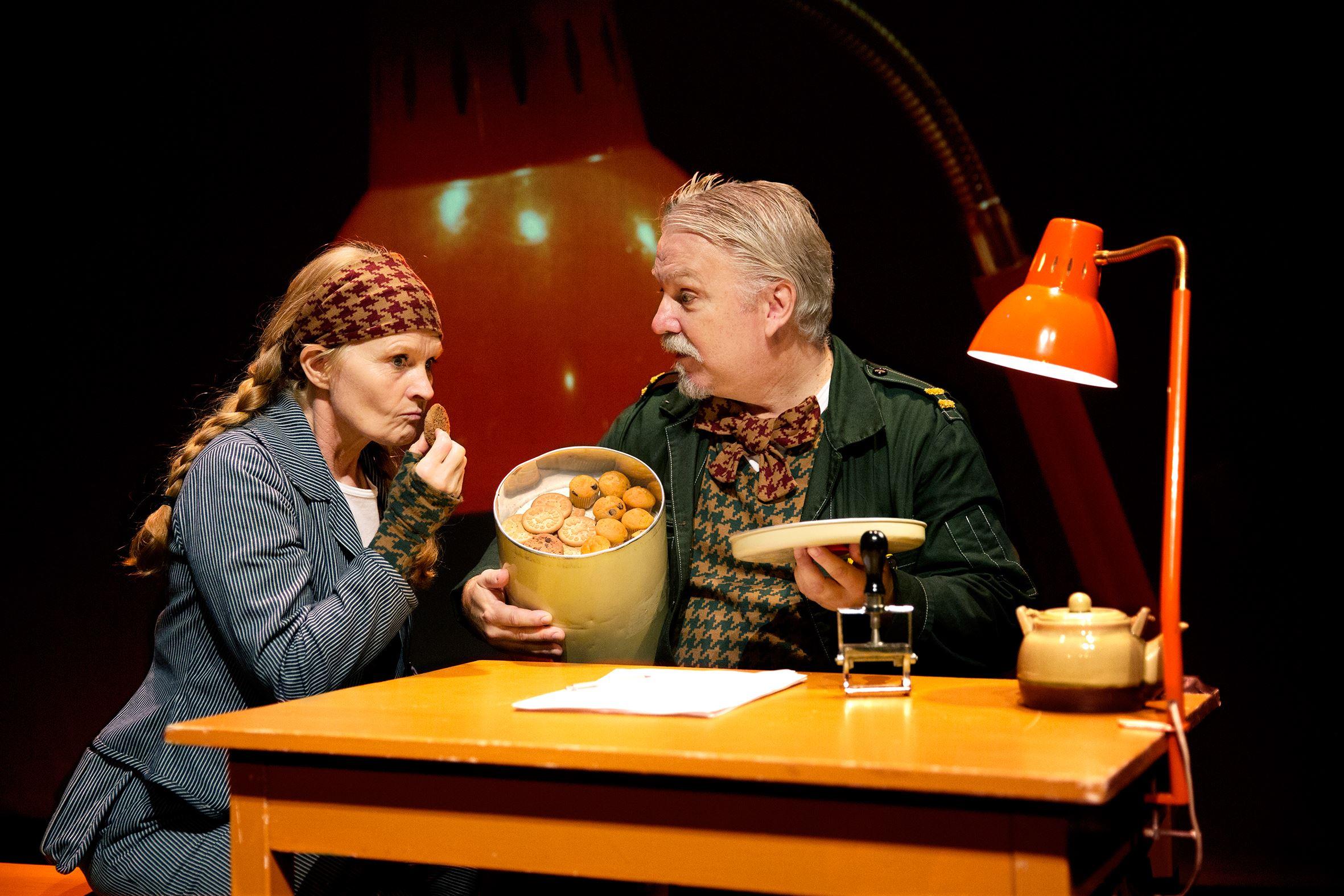Barnkultur - Kommissarie Gordon Teater Pero, Stockholm