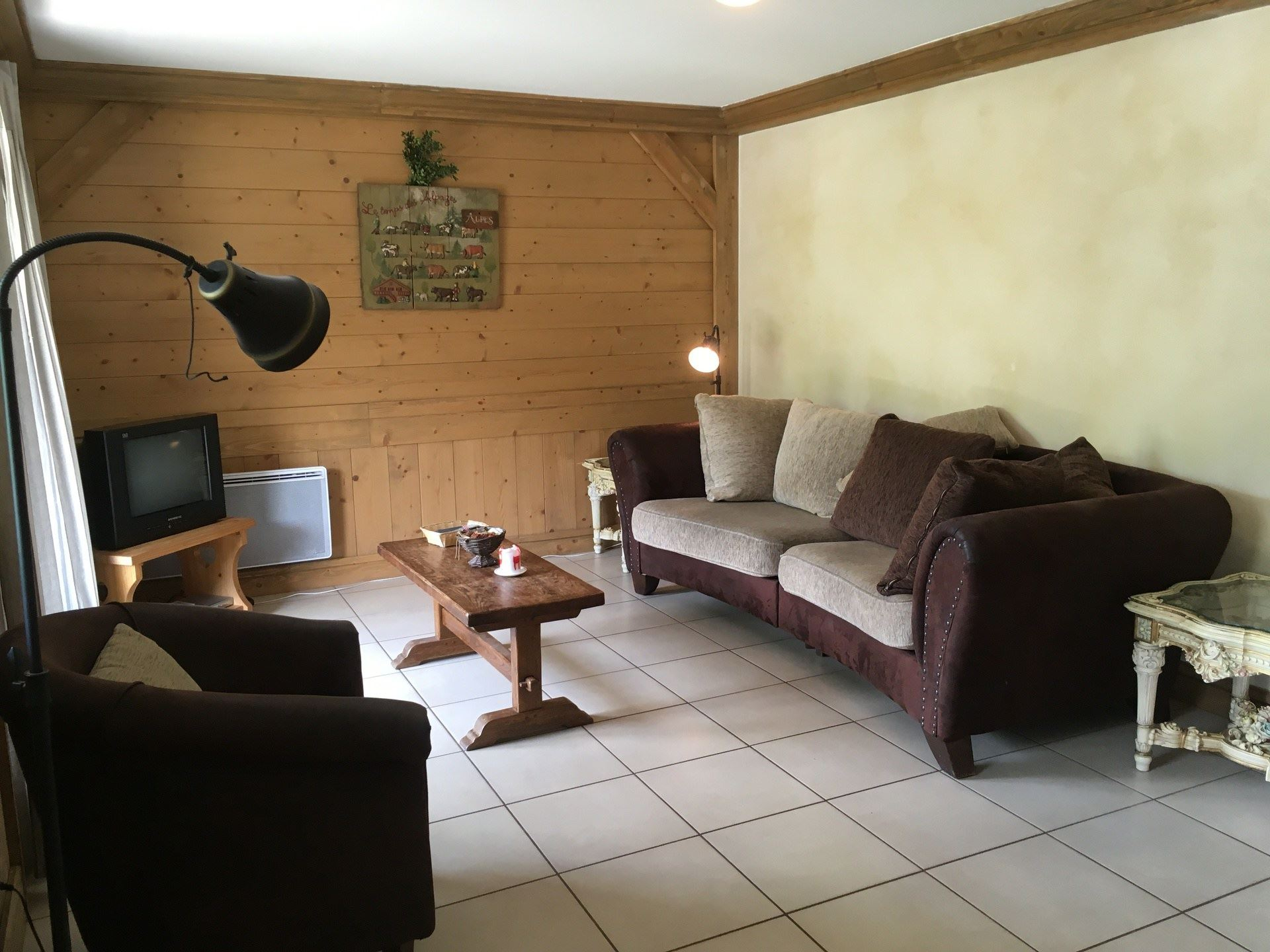 4 rooms 6 Pers ski-in ski-out / LE COCHET 7