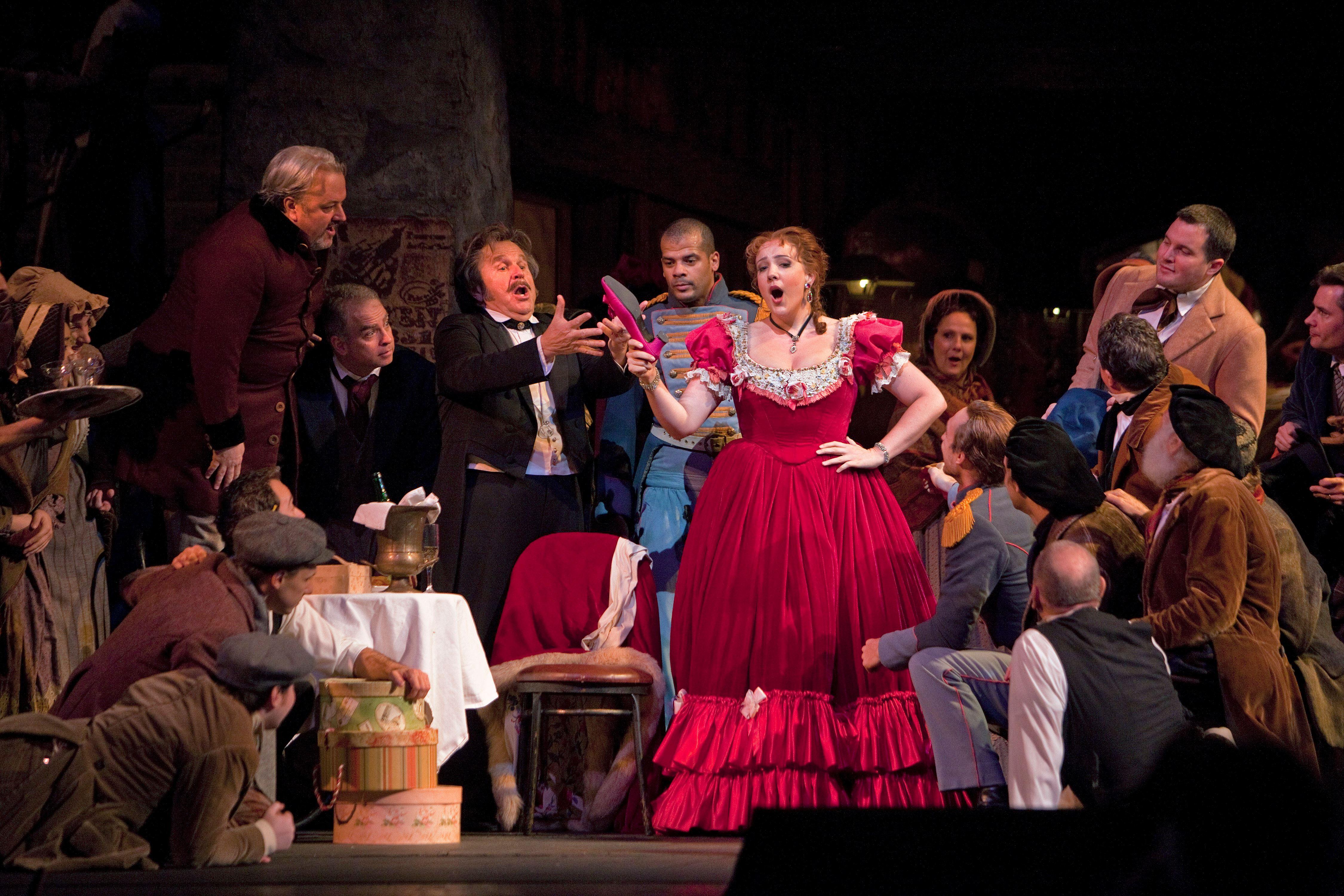Opera - La Bohème