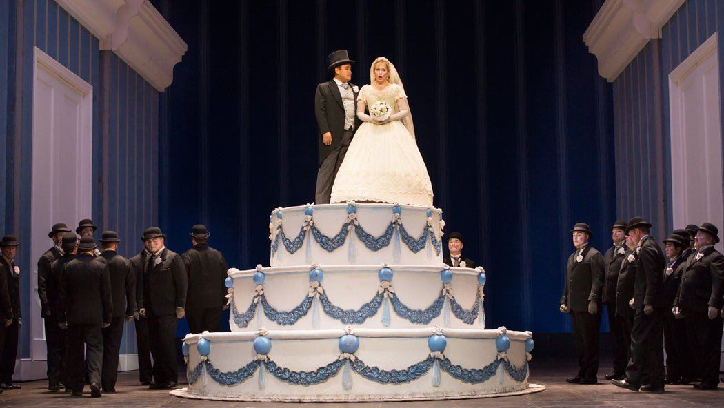 Opera - Cinderella