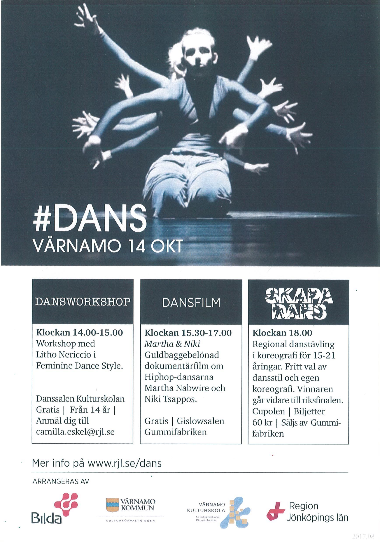 © rjl.se/dans, Dansfilm Martha & Niki