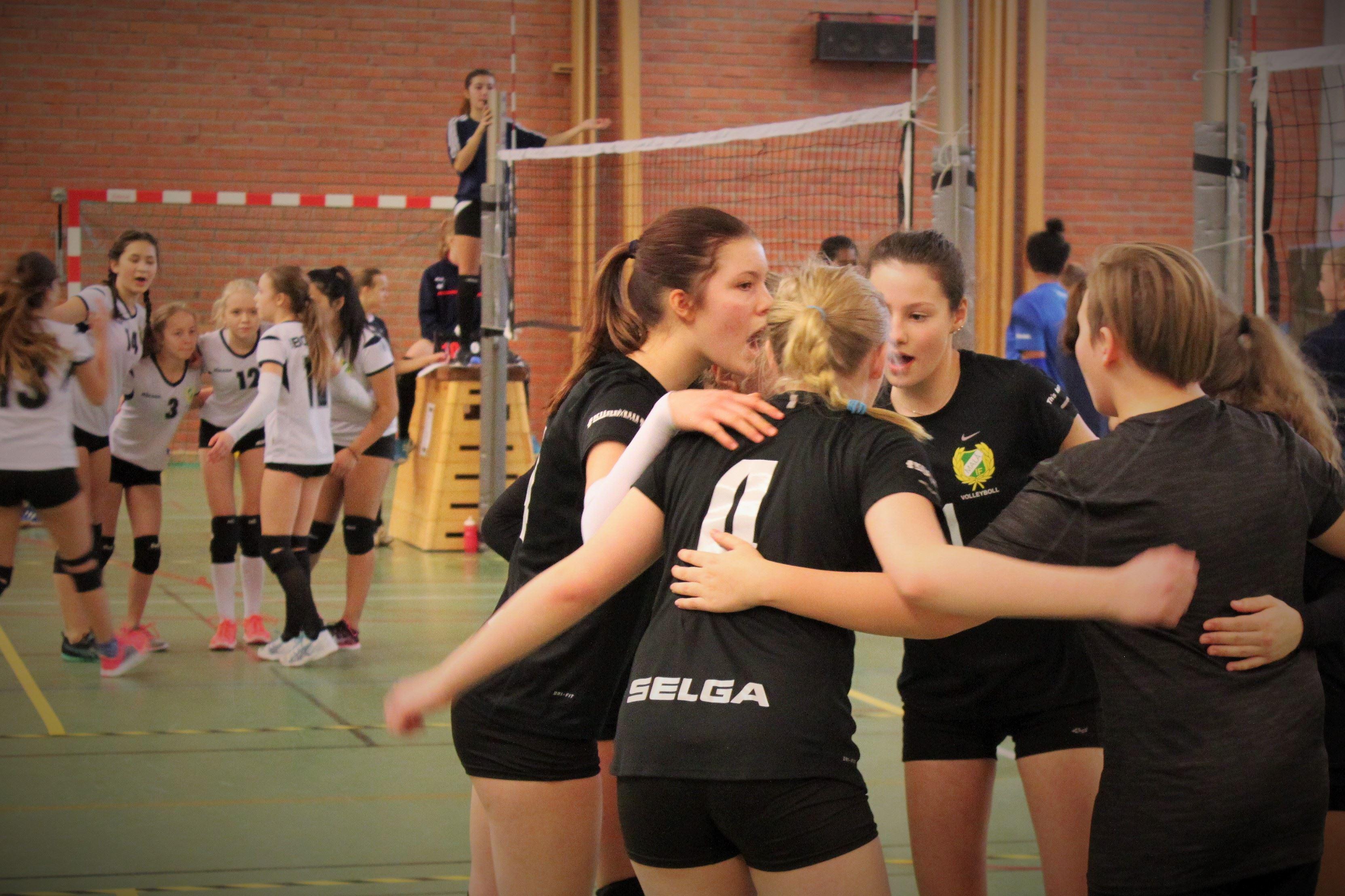 Malåcupen - volleyboll level 6