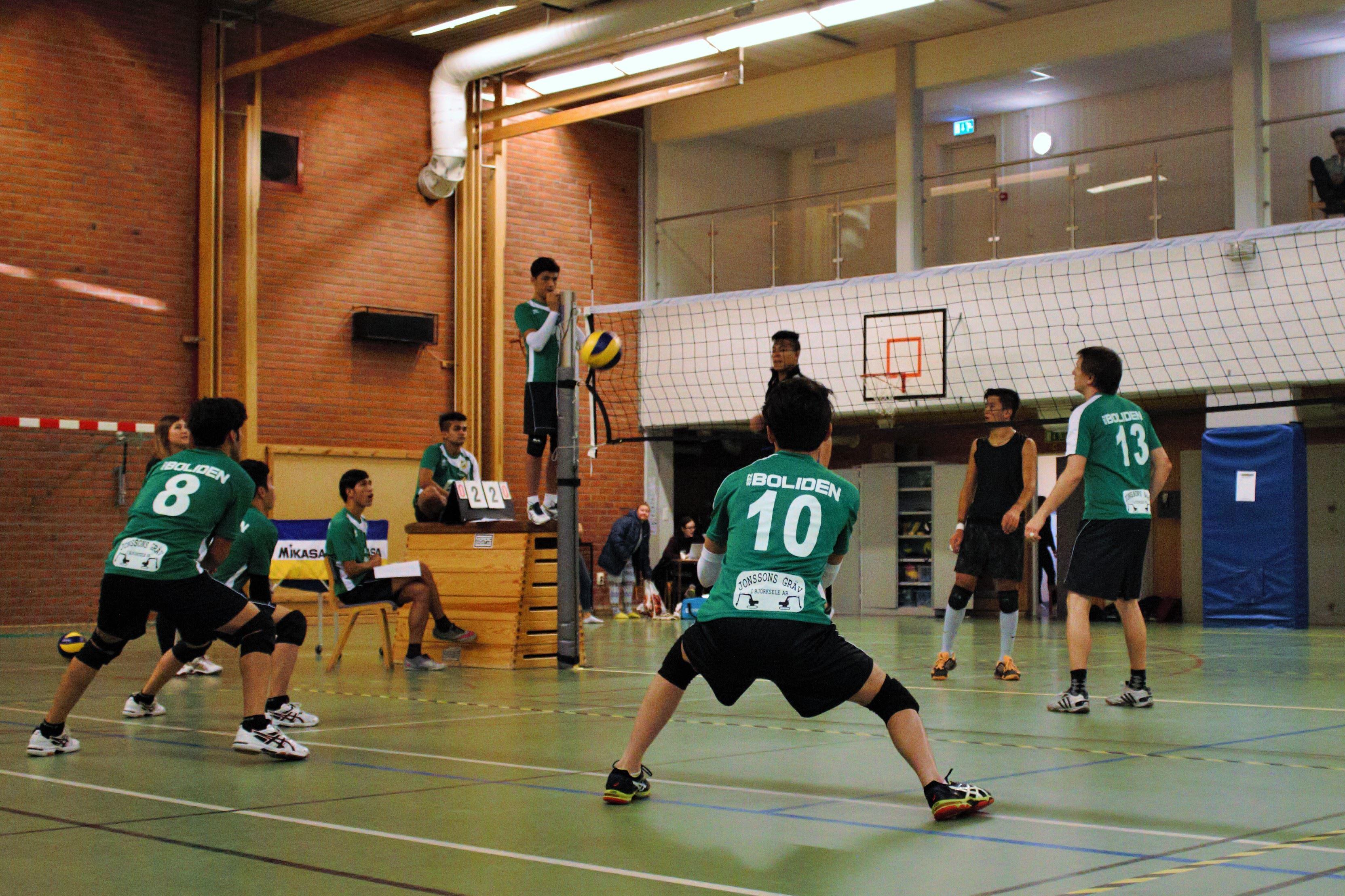 Volleyboll U18 herrar
