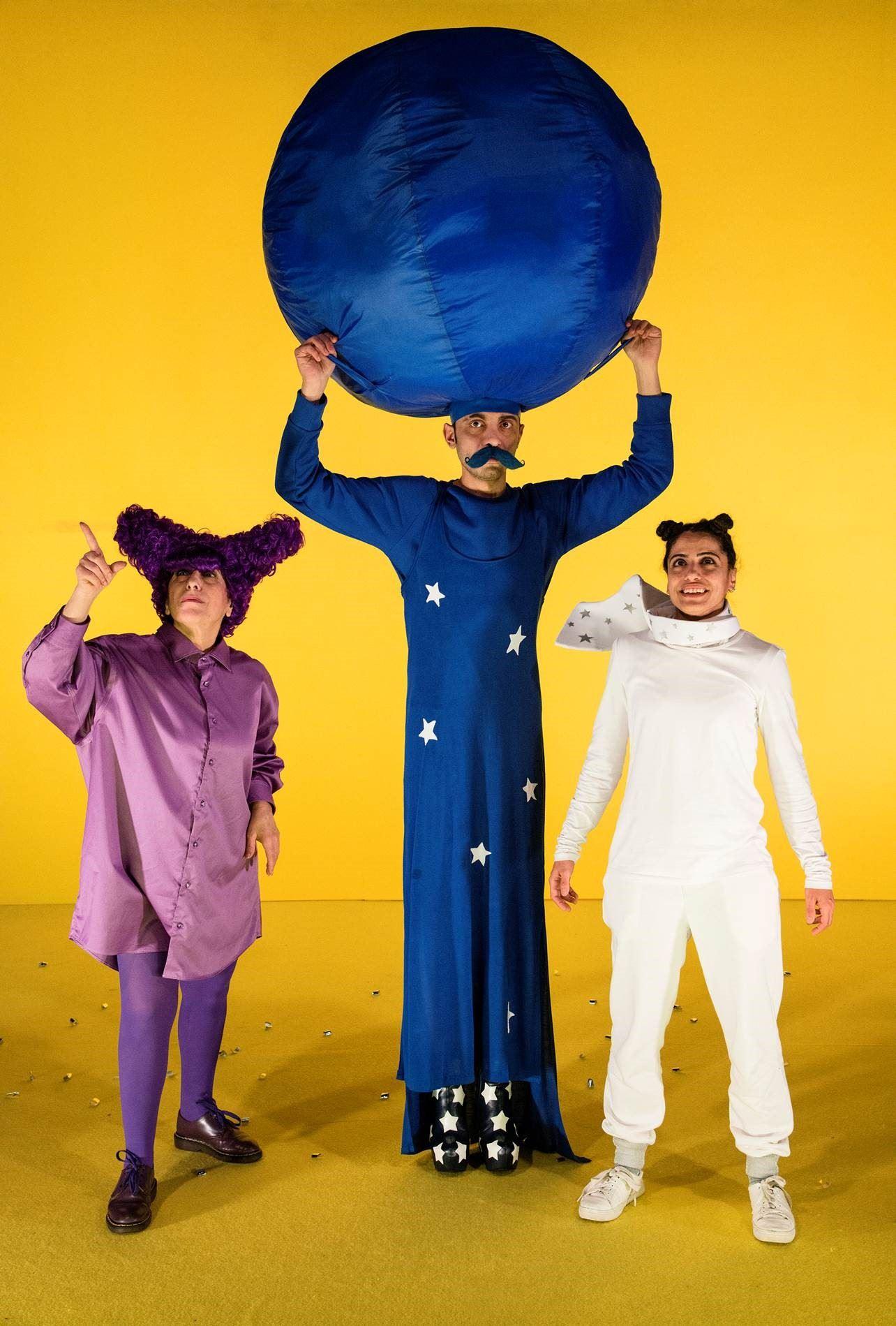 Riksteatern/Arabiska teatern ger: Den lille prinsen