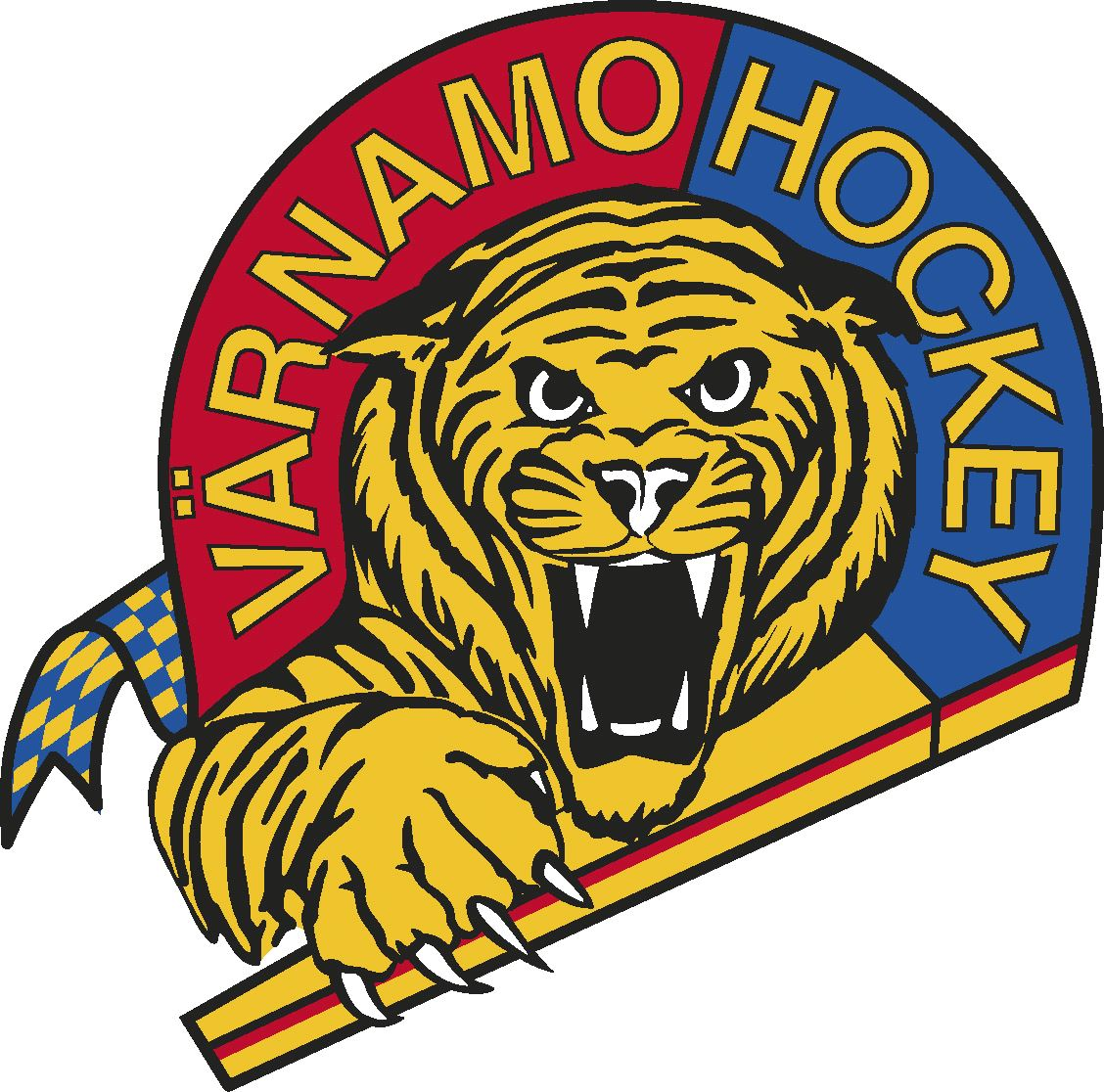 Värnamo Hockey - Lund Giants HC