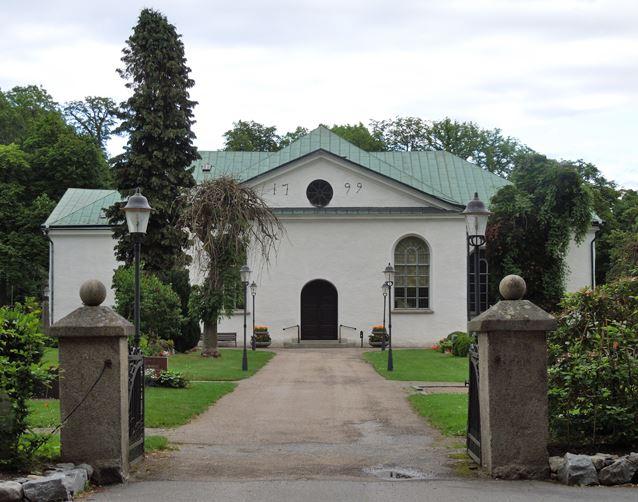 Evening concert at Asarum's church