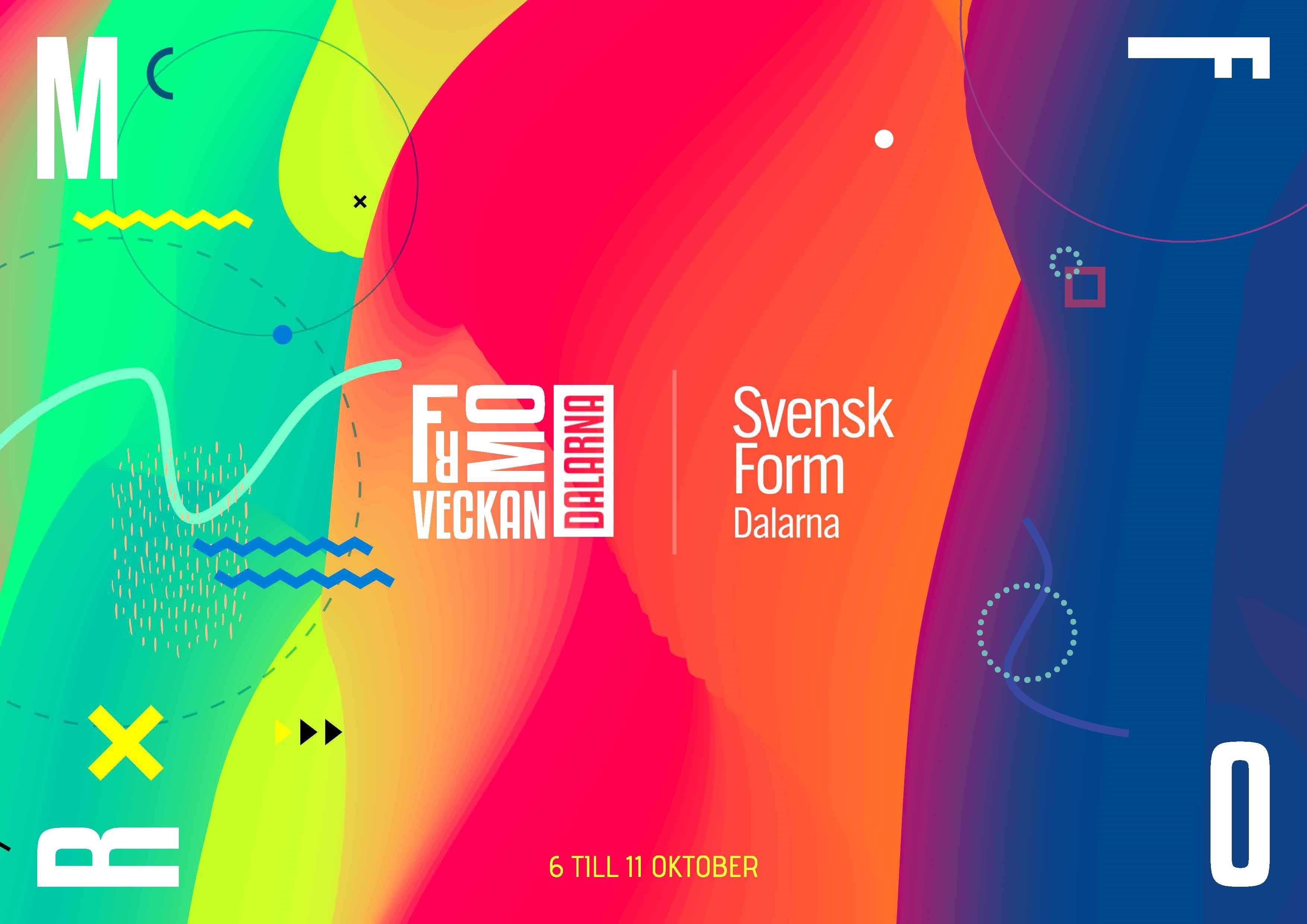 Formveckan - Workshop, Estetisk plattform, Mora