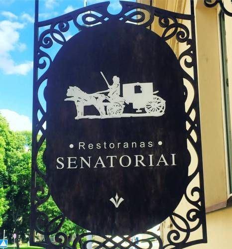 Senatoriai hotel