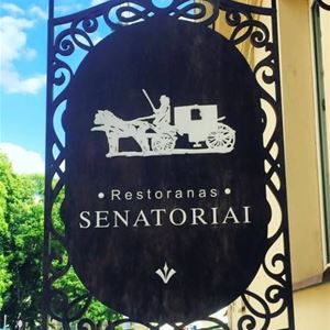 Senatoriai