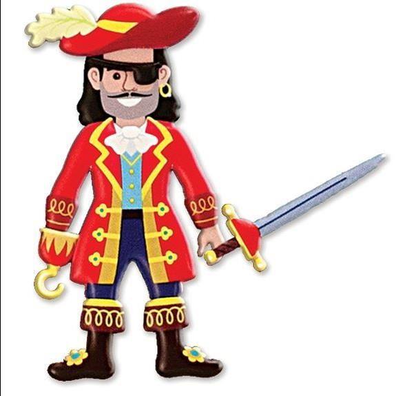 Familjelördag med kultur - Vilse med piraterna