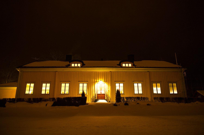 Julbord på Bispbergs Herrgård