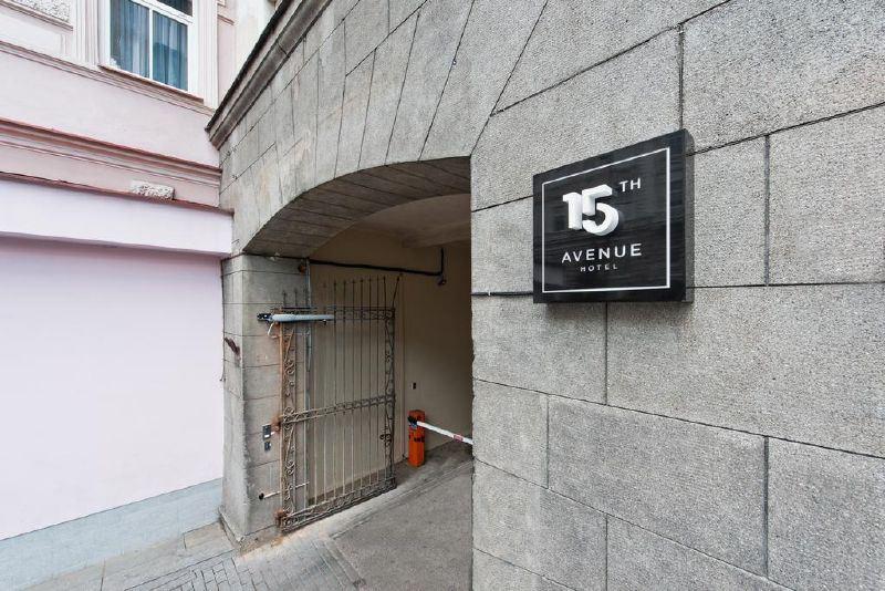 15th Avenue Hotel