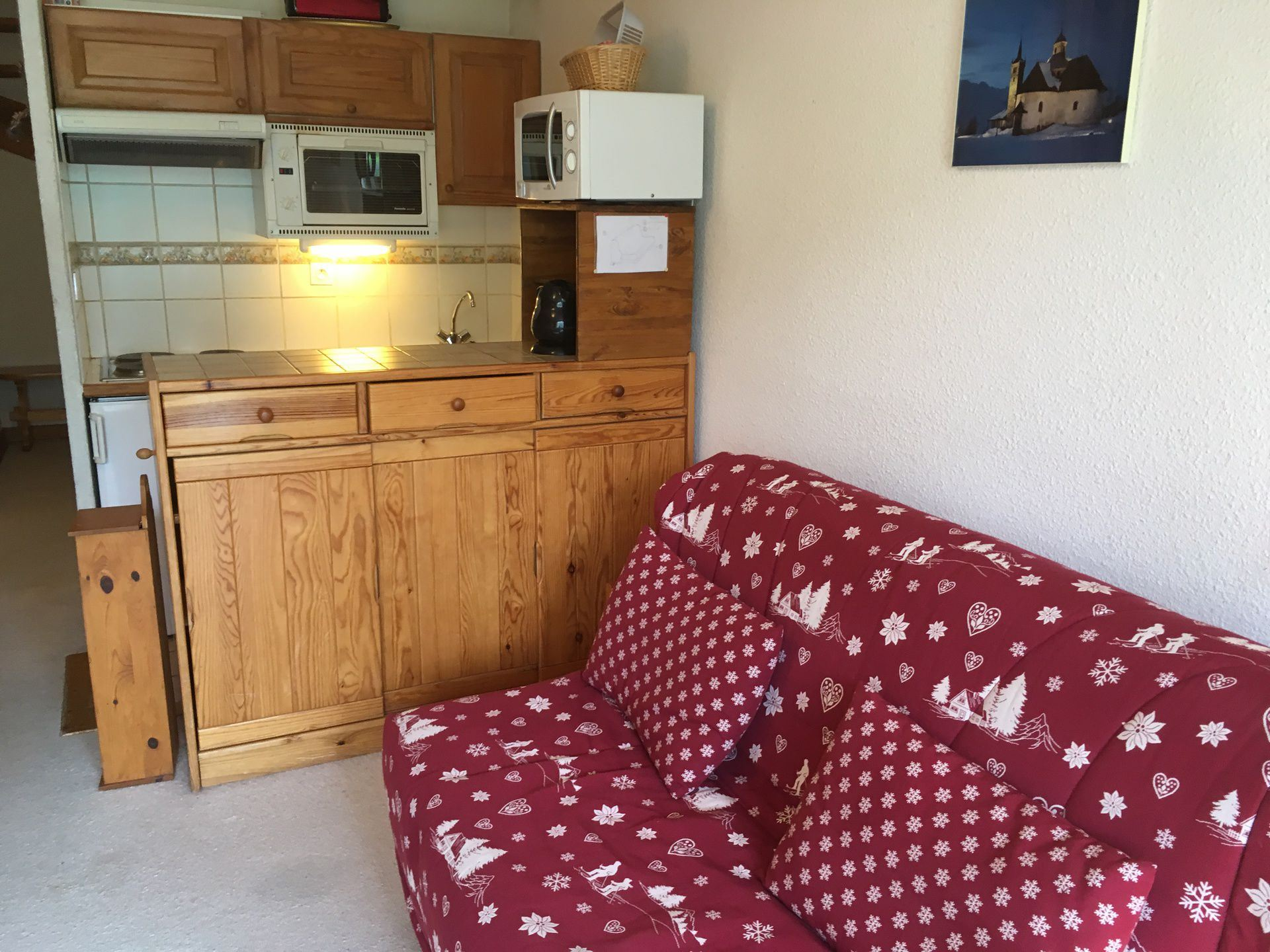 2 Rooms 6 Pers 150m from the slopes / MURGERS 18