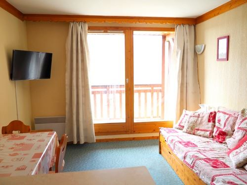 2 Rooms 4 Pers ski-in ski-out / VALMONTS 1216