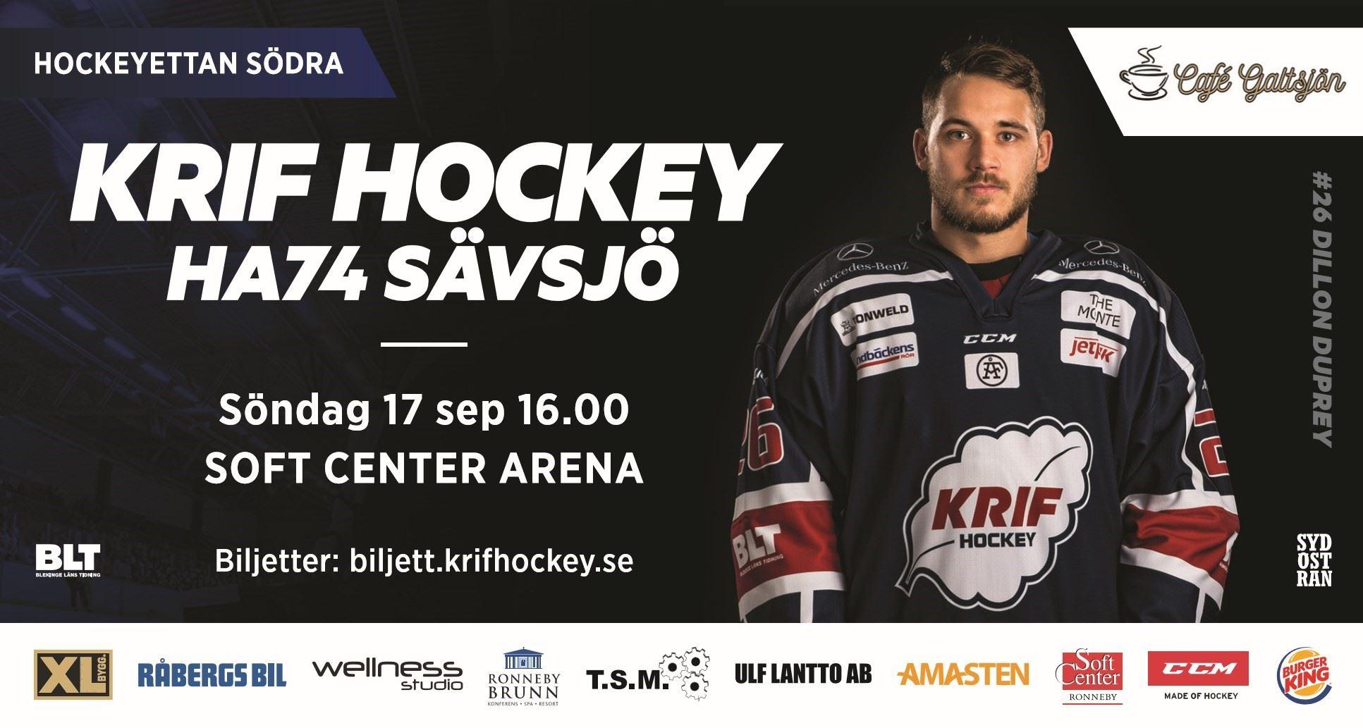 Premiär i Hockeyettan