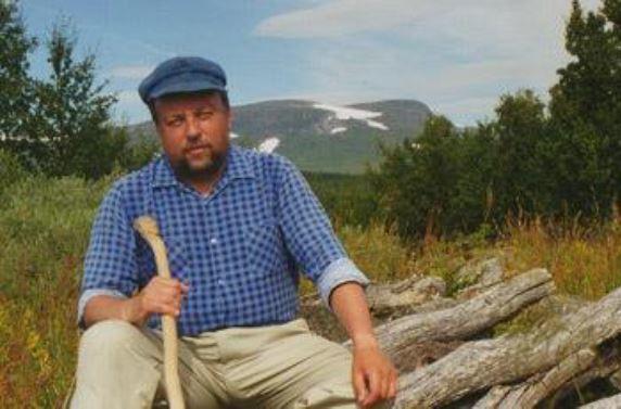 Birger Ekerlid,  © Birger Ekerlid, Bo Lundmark i fjällmiljö