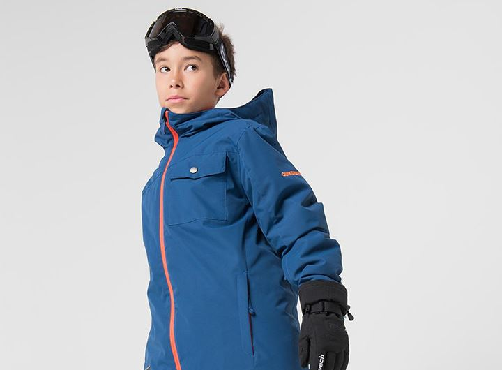 Children range - Boy ski wear