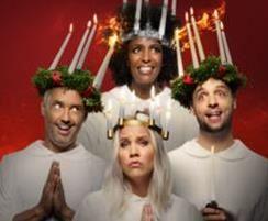Teater: Christmas Comedy 2017