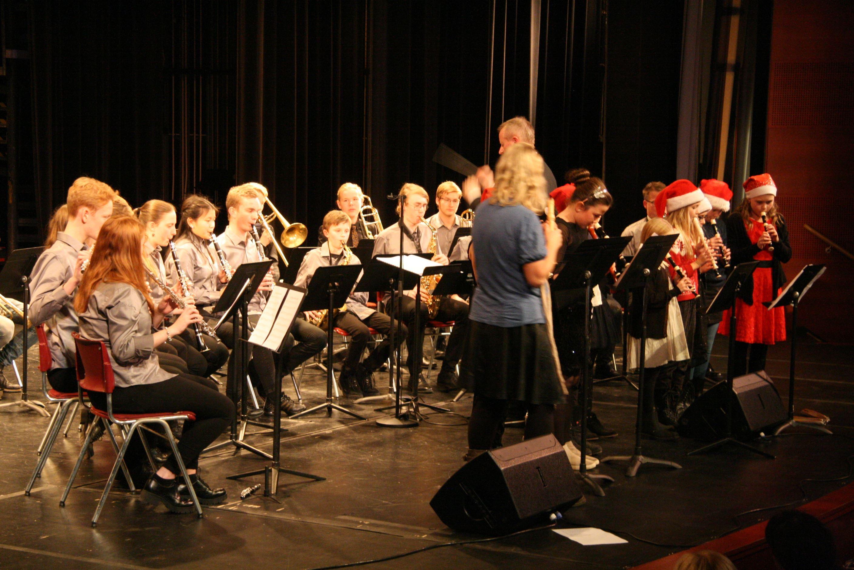 Stämningsfull Julkonsert med Kulturskolan