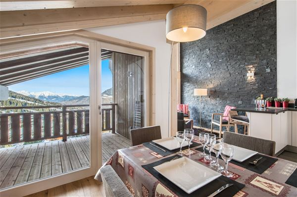 5 rooms 8 people / ASPEN B31 (Mountain of Dream) / Tranquillity Booking