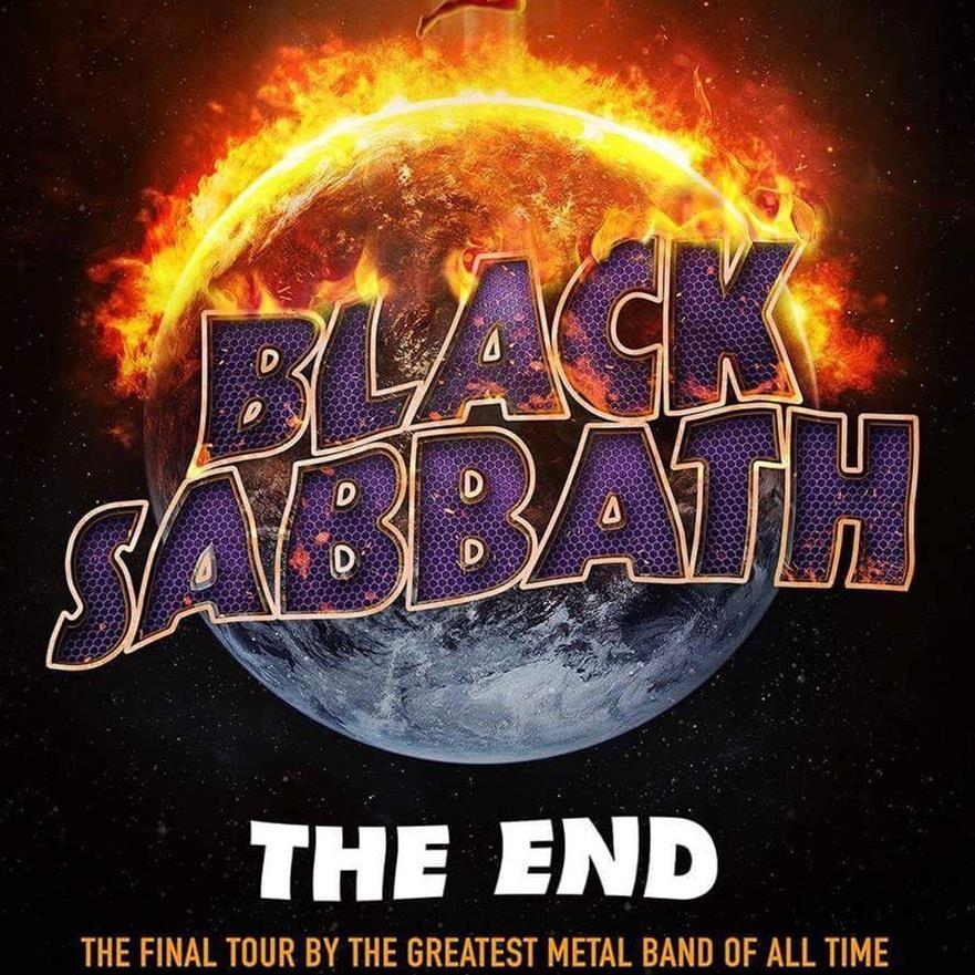 Black Sabbath - en helkväll med musik, mat och film