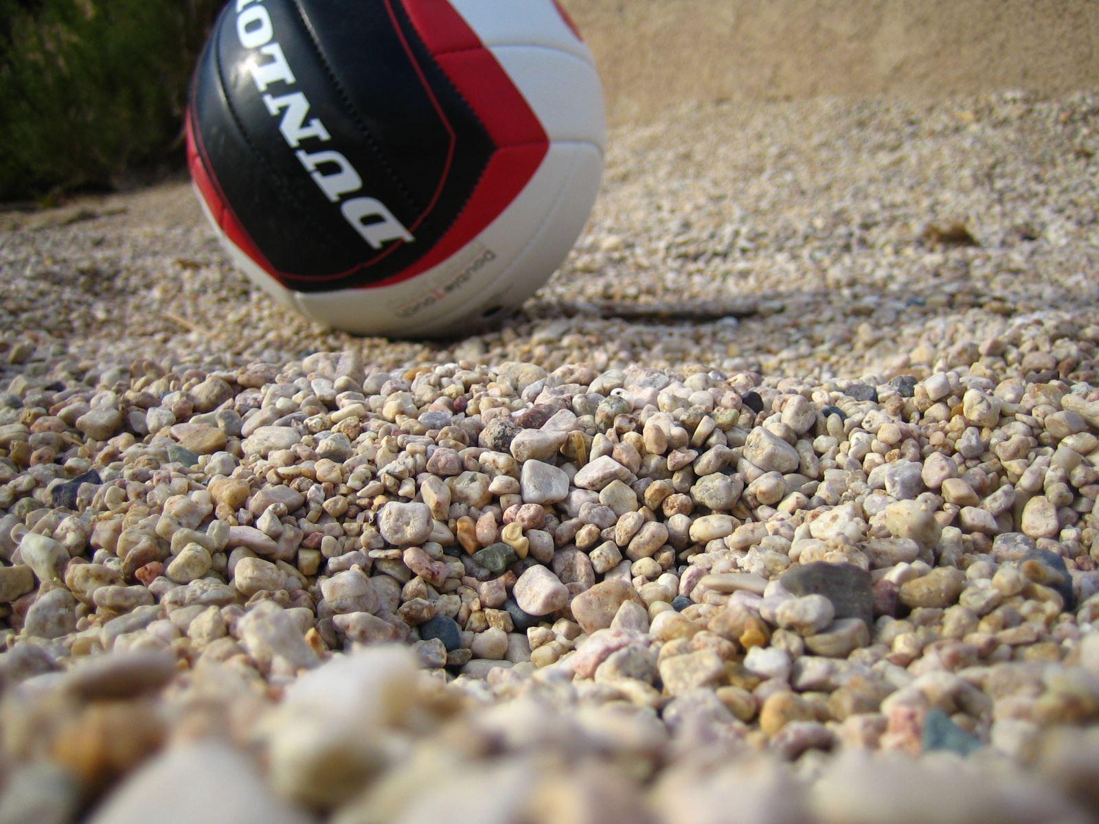 Spela volleyboll i Västervik