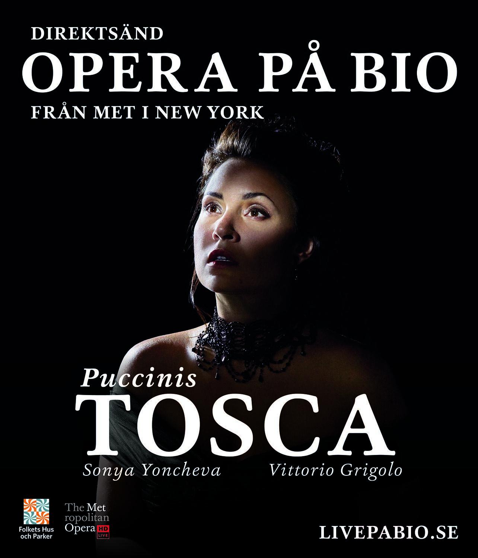 Metropolitanoperan ger Tosca