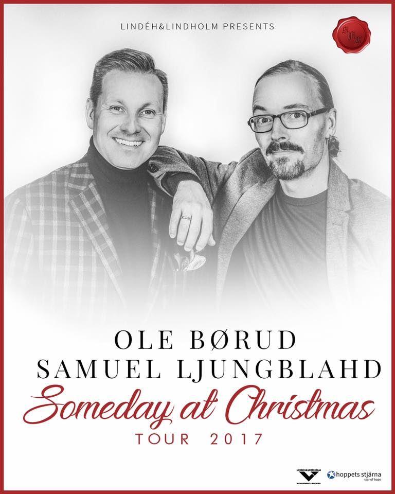 Someday at Christmas Tour 2017