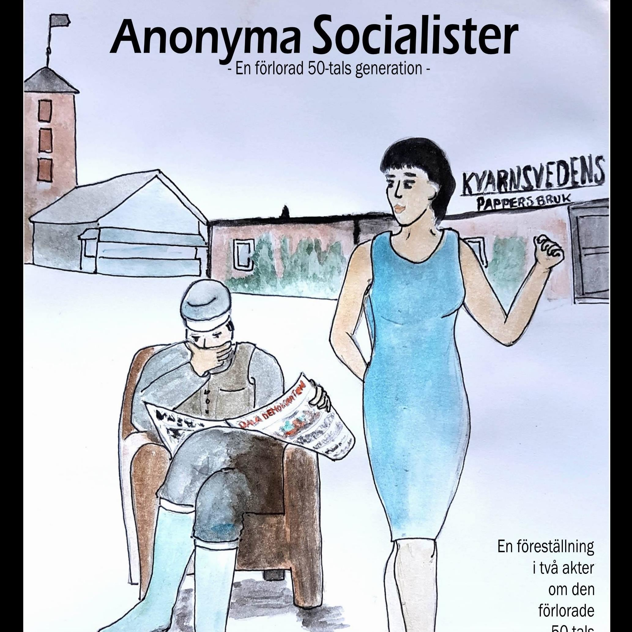 Anonyma Socialister