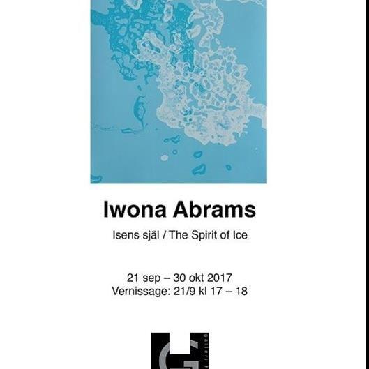 Vernissage Iwona Abrams Isens själ
