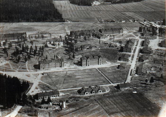 Teemaopastus | Hennalan kasarmialue ja Lahti 1918