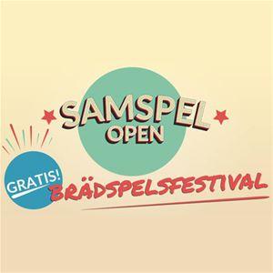 Samspel Open - Board game festival