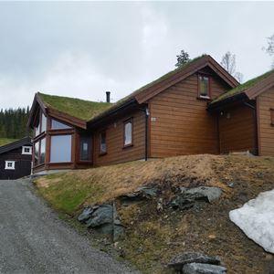 Voss Resort Tråstølen hytter