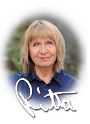 Föreläsning av författare Ritta Jacobsson