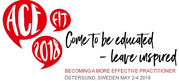 © Copy: Congresso, Achieving Clinical Excellence (ACE) Conference Östersund