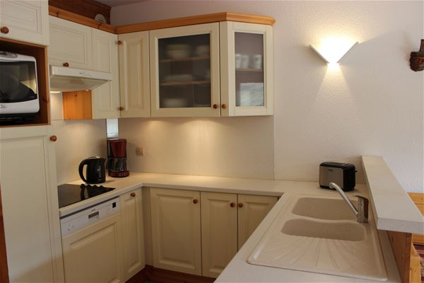 BEAU SOLEIL 8 / APARTMENT 3 ROOMS 6 PERSONS - 3 GOLD SNOWFLAKES - VTI