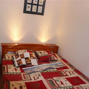 BEAU SOLEIL 8 / APPARTEMENT 3 PIECES 6 PERSONNES - 3 FLOCONS OR - VTI