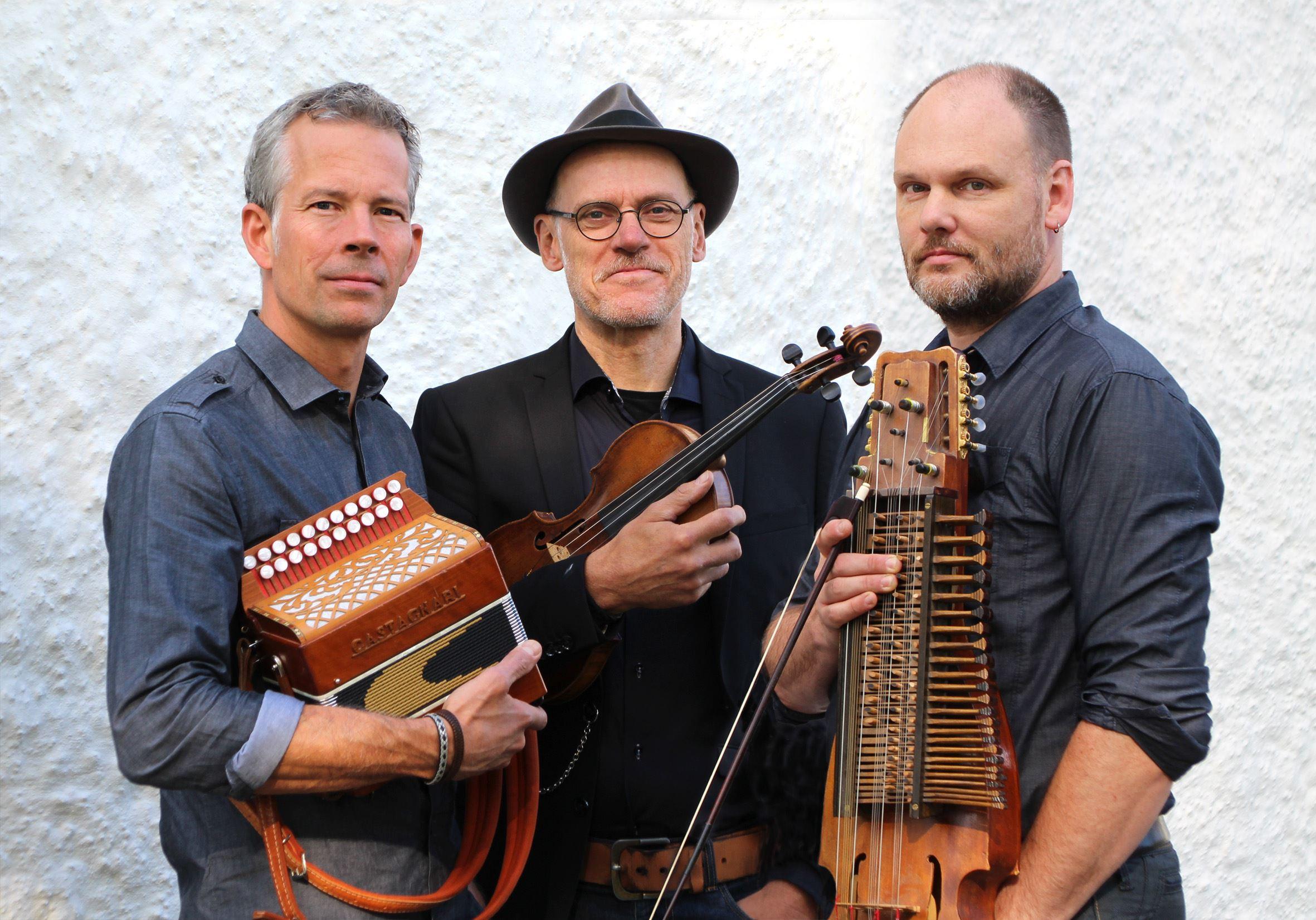 Folkmusikkonsert i Vråka